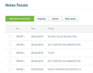 Emissor de notas fiscais com Certificado Digital gratuito