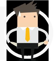 Fazendo a checagem de restrição de crédito você não terá cliente ou fornecedor inadimplente.