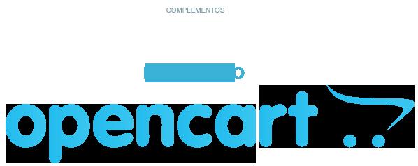 Logo Integração Loja Virtual Opencart