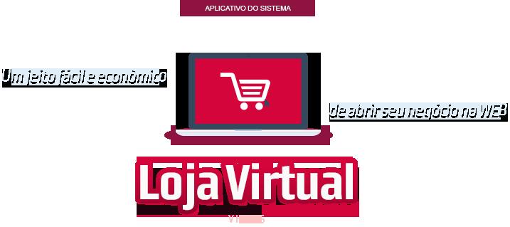 Aplicativo de Loja Virtual VHSYS