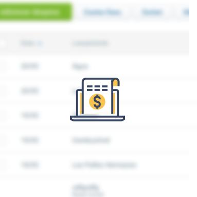 Relatórios gerenciais de notas fiscais de serviços