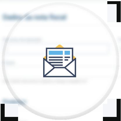 Envio de Nota Fiscal por e-mail